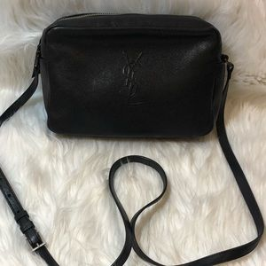🎈🎈Saint Laurent Small Mono Leather Camera Bag🎈